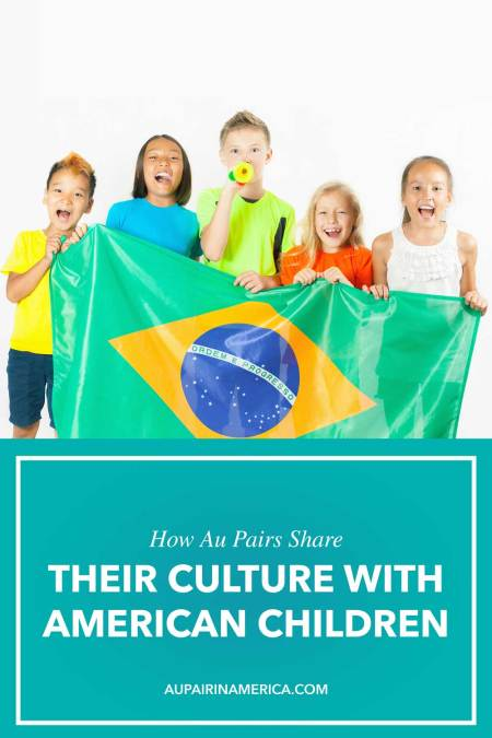 Brazilian Au Pair Luana Shares Her Culture with Children in Illinois | Au Pair in America