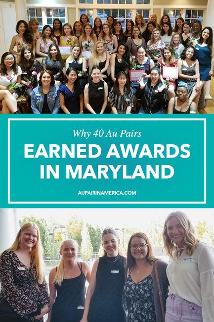Au Pair in America Host Parents Bestow Au Pair Awards for a Community Event | Au Pair in America