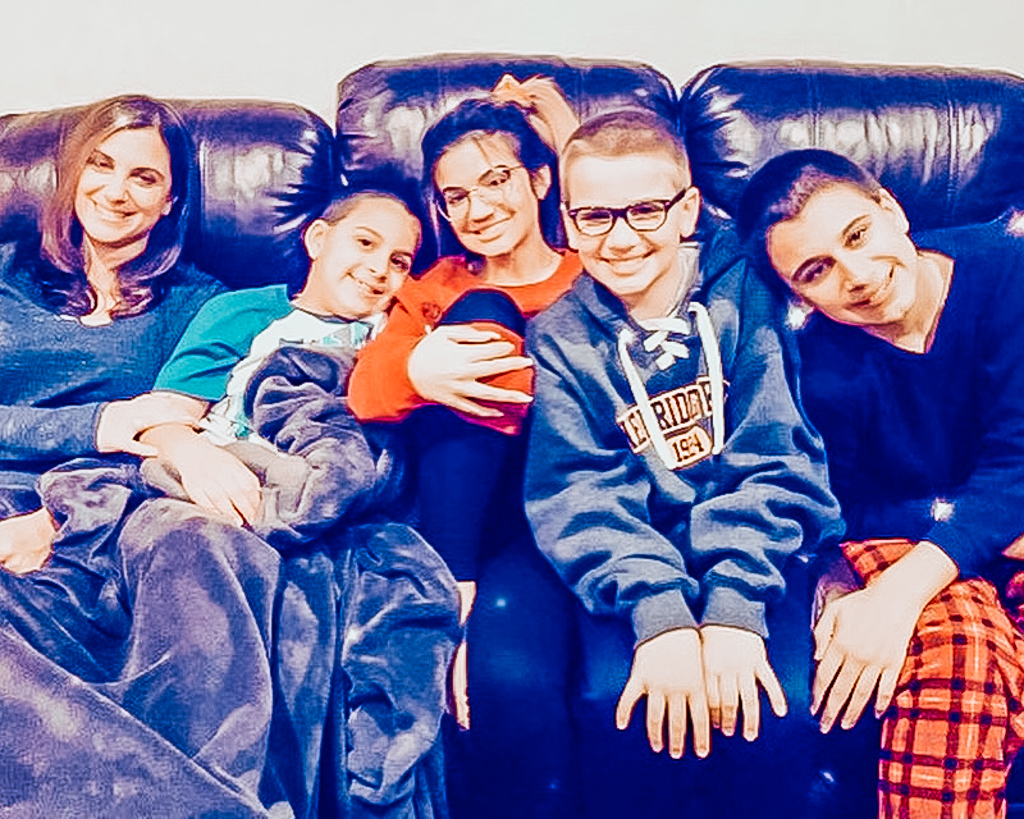 Au pair Nicole at home with host family in New York | Au Pair in America