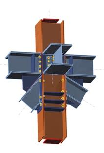 IDEA-Steel connection design-04