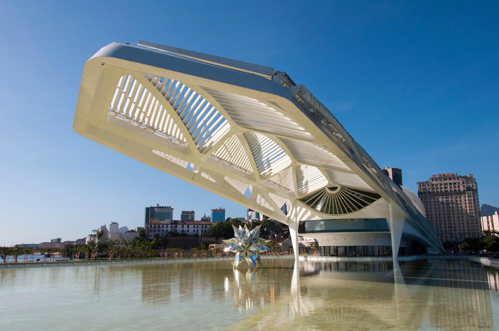 Structural Design - MuseumofTomorrowinMauaSquare,RiodeJaneiro,Brazil