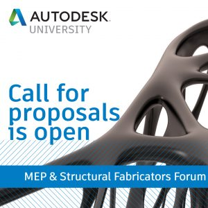 Fabricators Forum 2017 CFP