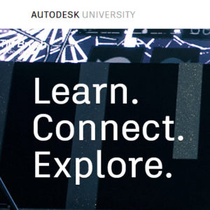 Autodesk University 2017