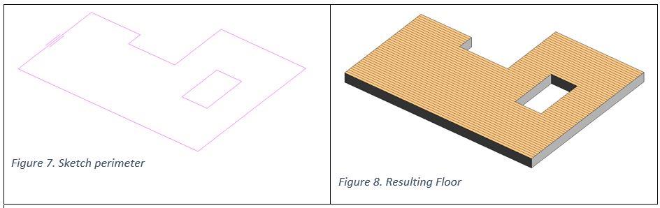 revit training sketch perimeter