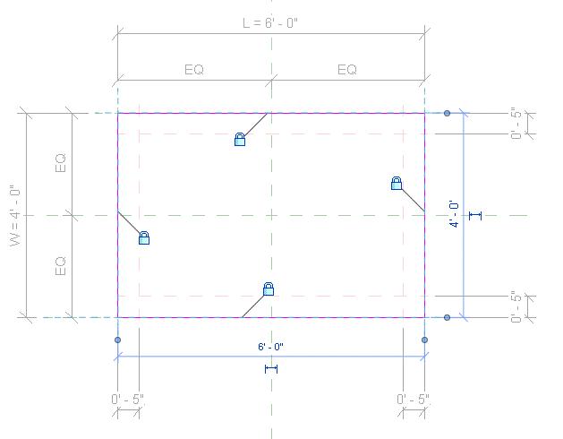 Revit families adding geometry