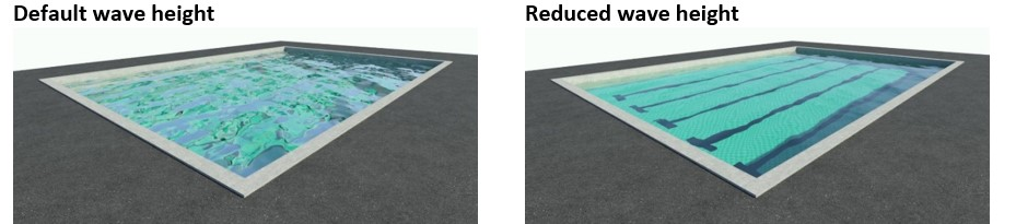 Revit_render wave height
