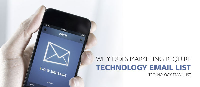 Technology Email Lists