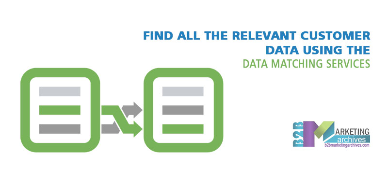 Contact Customers, Wherever They Are, Using Data Matching Services