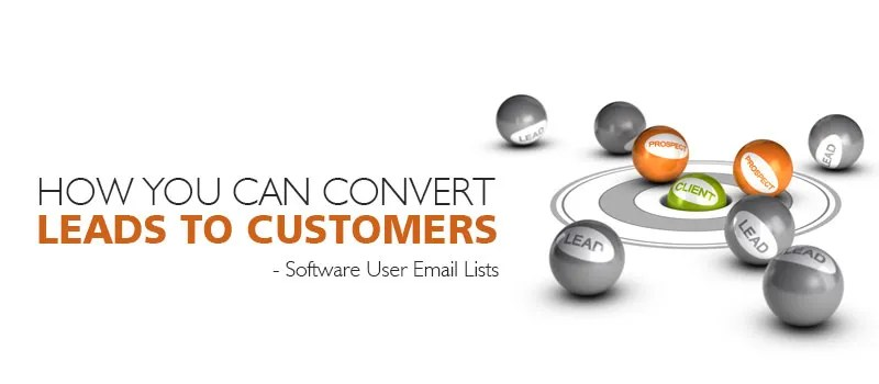 How you can convert leads to customers