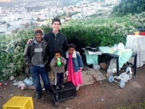 Zak in South Africa