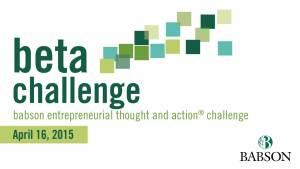 2015 B.E.T.A. Challenge