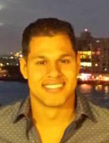 William Ruiz M'16, co-founder of FoodME