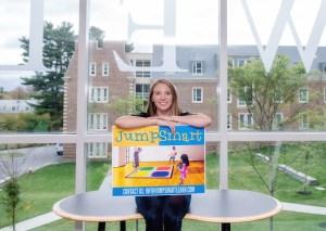 Bryanne Leeming M'16, Founder of JumpSmart