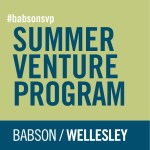 Summer Venture Program Wellesley