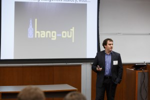 Sean O'Neill MBA'18, Founder of Hangout