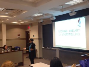 How 2 Use Storytelling with Professor Balachandra