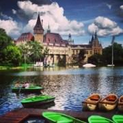 budapest fairytale