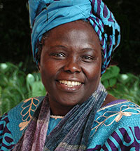 Wangari Maathai Is My Sustainability Hero
