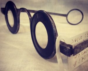 At Fabulous Fanny's on East Ninth Street, eyeglasses range from the simple...