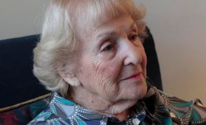 Hazel Fleischmann has lived on the Upper East Side for nearly 40 years.