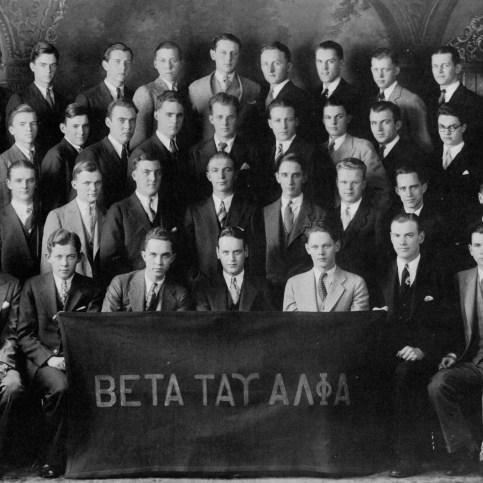 1932 BenBoo_Beta Tau Alpha Frat002
