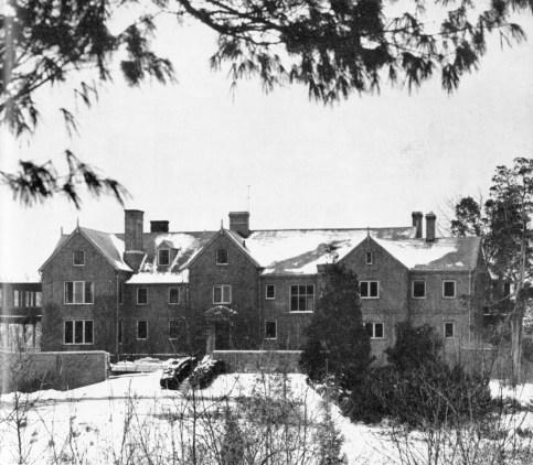 Lewis Hall