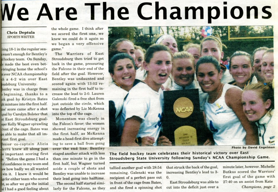 Athletics_FieldHockey_Champs_2001