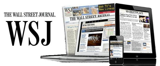 WSJ online