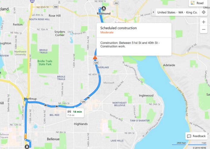 Scheduled Construction Screenshot