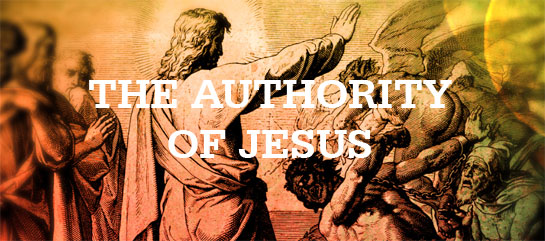 Image result for authority of Jesus pictures