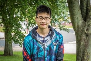 Profile image of Bryan Tsui, University of Bradford MPharm student from Hong Kong