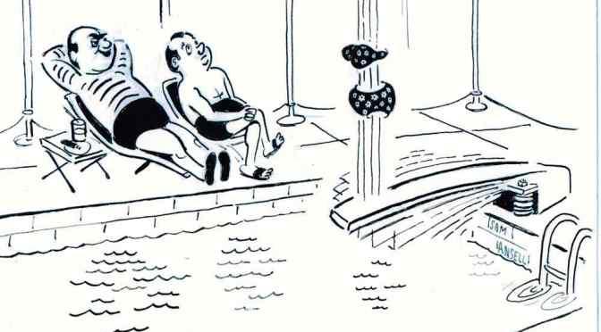 MEET MEMBER SAM ANSELL:  What is a Cartoon?