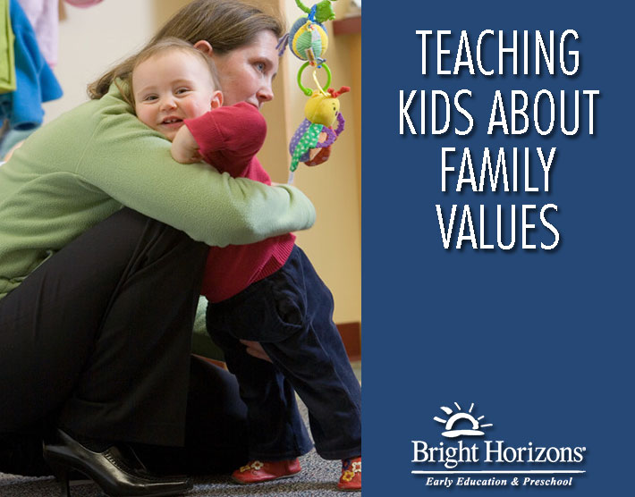 Kids Must Be Taught The Value Of Family