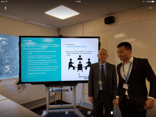 Dr Runyo Jin and Dr Philip Ashton