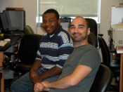 "Mark and ""D"", NSF summer program"