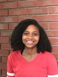 Lizmaylin Ramos, URI Intern
