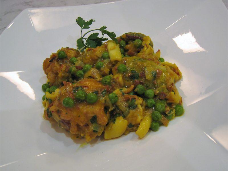 Buñuelos de brócoli