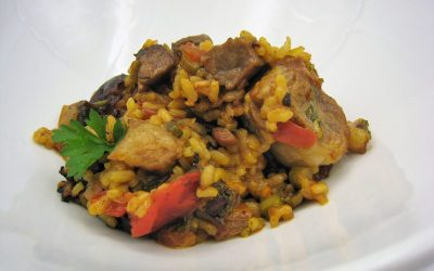Paella de Ibéricos