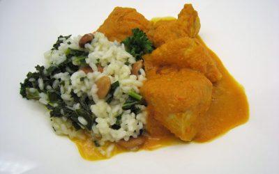 Pollo chakalaka