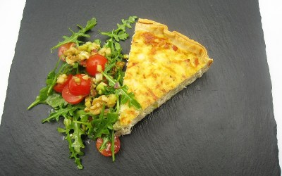 Tarta salada