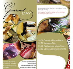 Nace Gourmet Day