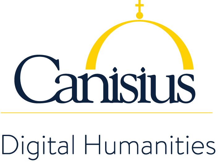 Digital Humanities at Canisius College