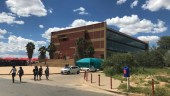 Phoenix Project – Visiting the University of Namibia