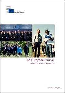The European Council, December 2014 to April 2016 / European Council