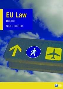 EU law / Nigel Foster