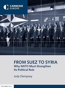 From Suez to Syria: Why NATO must strengthen its political role / Judy Dempsey