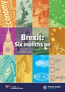 Brexit: six months on / Jo Hunt and Michael Keating