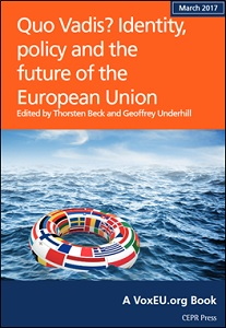 Quo vadis? Identity, policy and the future of the European Union / CEPR