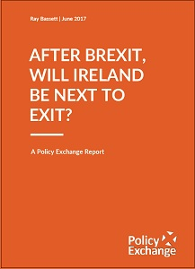 After Brexit, will Ireland be next to exit? / Policy Exchange