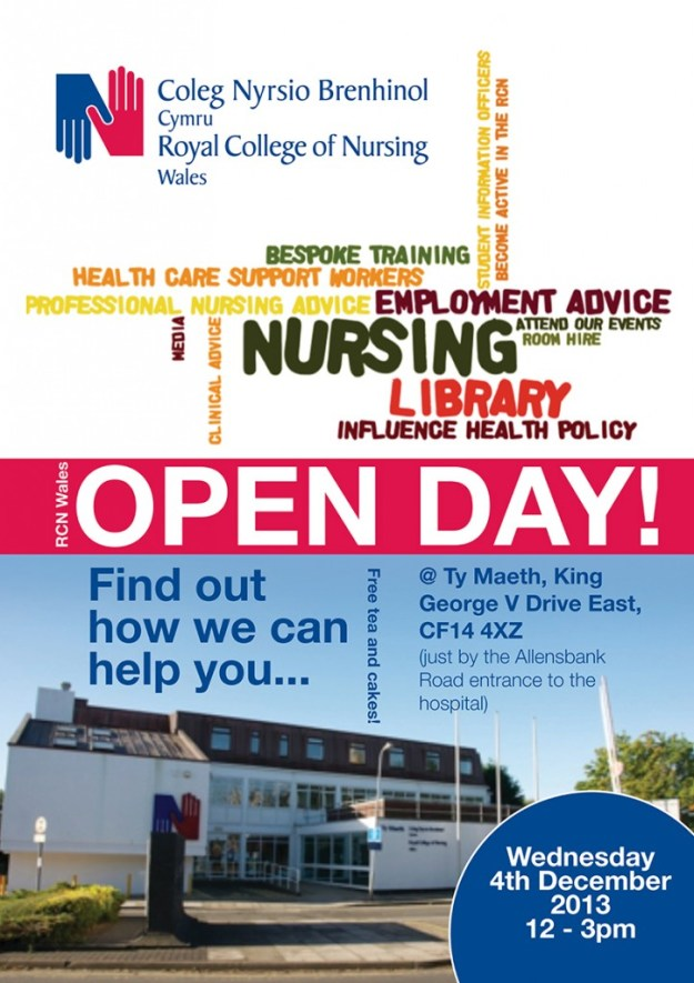 RCN open day